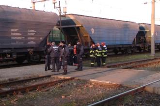 Un bărbat din Timișoara s-a aruncat sub roțile unui tren, la 10 luni de la moartea soției