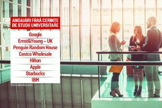 De ce giganți precum Google sau Apple nu mai cer studii superioare la angajare