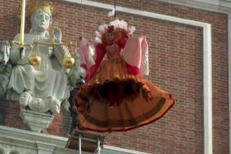 Teamă și îngrijorare la Carnavalul de la Veneția. Numărul turiștilor a scăzut din cauza virusului ucigaș