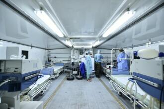 Alertă la Spitalul Pantelimon din Capitală, după ce un chinez s-a prezentat spunând că are febră