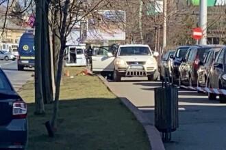 Amenințare cu bombă în București. Un bărbat a anunțat că își detonează mașina