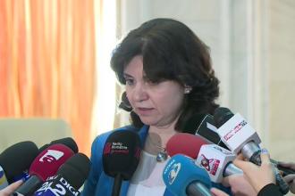 Ministrul Educației, Monica Anisie: Măsura de suspendare a cursurilor poate continua