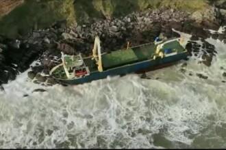 """Un """"vapor fantomă"""" a apărut în Irlanda după furtuna Dennis. Ce s-a întâmplat cu echipajul"""
