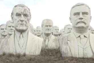"""Locul inedit unde s-a deschis un """"muzeu"""" al foștilor președinți americani"""
