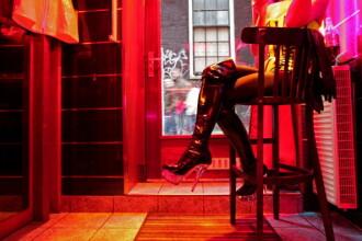 Amsterdam ar putea construi un hotel pentru prostituţie, în afara Cartierului Roșu