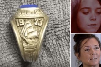 """O femeie din SUA și-a pierdut inelul în 1973. Unde l-a găsit: """"Am fost șocată"""""""