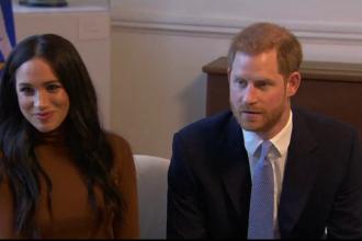Prinţul Harry şi soţia sa, Meghan Markle, aşteaptă al doilea copil. Mesajul reginei Elisabeta