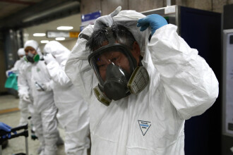 Epidemia de coronavirus. O sectă din Coreea de Sud a devenit focar de boală