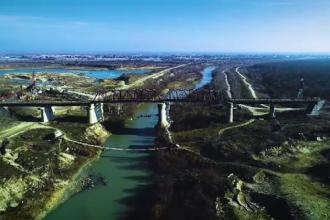 Cum s-au cheltuit în Giurgiu milioane de euro, dar județul a rămas tot fără apă și canalizare