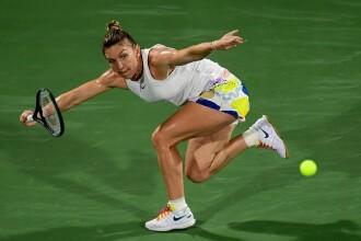 Simona Halep - Elena Ribakina, în finala de la Dubai. Când se dispută partida