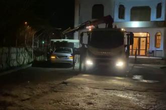 Un șofer fără permis din Craiova a fugit de poliție cu un copil în mașină