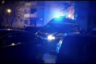 VIDEO. Explozie puternică într-un bloc din Slatina. Trei persoane au ajuns la spital