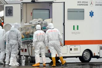 Încă un om a murit în Italia din cauza coronavirusului, iar bilanțul deceselor a ajuns la 2