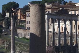 Ce este, de fapt, locul despre care s-a crezut că este mormântul lui Romulus, fondatorul Romei