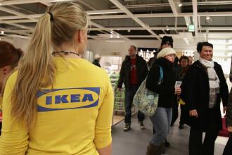 Un magazin Ikea din Anglia, evacuat după o amenințare falsă cu bombă