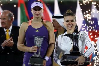 Simona Halep și titlul special cucerit la Dubai. Reacții din presa internațională