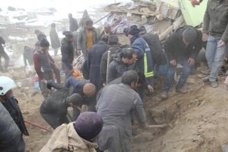 Cutremur cu magnitudinea 5,7 la granița între Turcia și Iran. Nouă morți și 40 de răniți