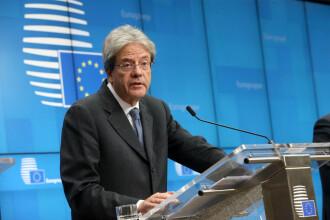 """Reacția UE privind epidemia de coronavirus din Italia. """"Este dificil de prevăzut"""""""