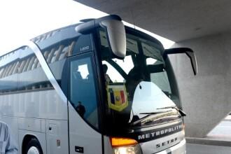 """Autocarul cu 50 de copii care au fost în Italia a ajuns în România: """"Nu este motiv de panică"""""""