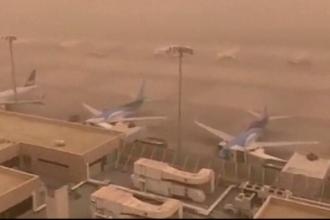 VIDEO. Stare de urgență în insulele Canare, din cauza furtunilor violente