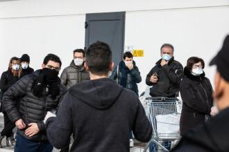 Epidemie de coronavirus în Italia: 7 oameni au murit, peste 200 sunt infectați
