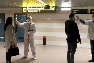 Un avion cu 90 de persoane care vin dintr-o zonă roșie din Germania a ajuns la Sibiu