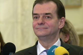 Premierul Orban: Vom adopta un prim set de măsuri pentru reducerea efectelor COVID-19