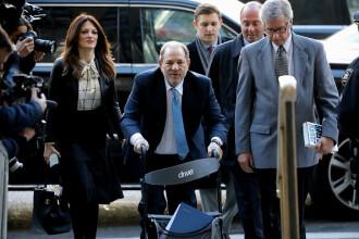 Harvey Weinstein, găsit vinovat de agresiune sexuală şi viol. Ce pedeapsă ar putea primi