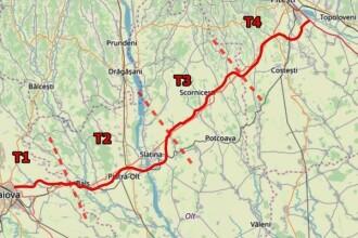 Harta celei mai așteptate autostrăzi din România. Cine vrea să o facă