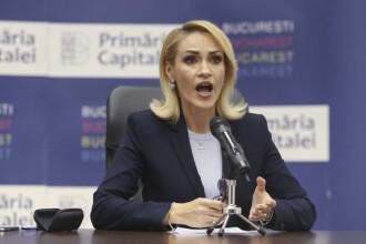 """Gabriela Firea s-ar putea retrage din cursa pentru alegeri: """"Nu m-am născut primar general"""""""