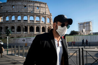 """OMS: Țările din Europa, epicentrul pandemiei, ar trebui să ia măsuri mai """"curajoase"""""""
