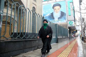 Un al doilea înalt oficial din Iran, infectat cu coronavirus