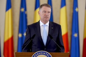 """VIDEO. Klaus Iohannis, la Gala Women in Economy 2020: """"PSD se agață cu disperare de putere"""""""