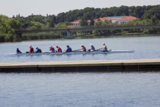 Panică la baza olimpică Snagov, unde revine din Italia lotul de kaiac-canoe. Angajații se tem de coronavirus