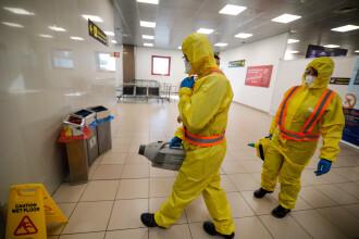 Măsurile autorităților din România împotriva coronavirusului. Avertisment SRI privind situația de la frontieră