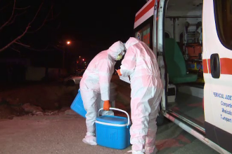 Aproape 5.000 de români sunt izolați la domiciliu, din cauza epidemiei de coronavirus