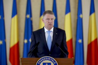 Klaus Iohannis: Ne aşteaptă o perioadă foarte dificilă. Autorităţile au planuri clare