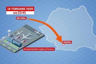5000 de români sunt izolați la domiciliu de teama coronavirusului. Traseul italianului în România