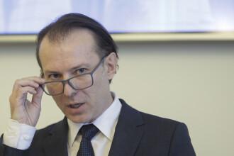 Premierul Florin Cîţu: Propunem ca bugetul să fie votat în Parlament pe 4 februarie