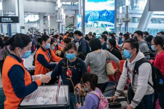 Pacienti chinezi externati dupa ce s-au vindecat de coronavirus, testati din nou pozitiv