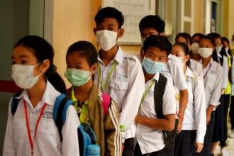 Țara care va închide toate școlile până în aprilie, din cauza epidemiei de coronavirus