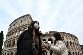 Restricții dure impuse în Italia, pe fondul creșterii cazurilor de COVID-19. Ce au interzis autoritățile