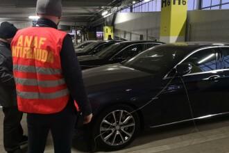 35 de autoturisme de lux, confiscate de ANAF, în ultimele 10 luni