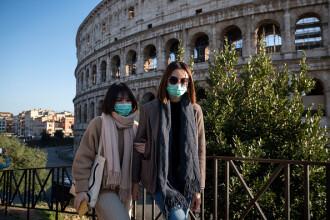 Ministerul Sănătății nu recomandă românilor din Italia să vină acasă de Paște
