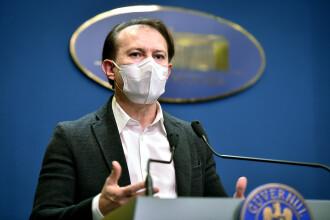 """Florin Cîţu: """"Momentan nu putem vorbi despre un paşaport pentru vaccinare"""""""