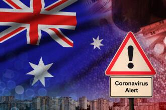 Un întreg oraș din Australia, în carantină, după ce un paznic de hotel s-a infectat cu coronavirus