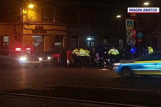 Femeie amenințată cu pistolul în Oradea dupa o șicanare în trafic