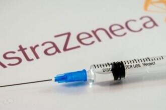 Guvernul a eliminat restricția de vârstă pentru vaccinul AstraZeneca în România