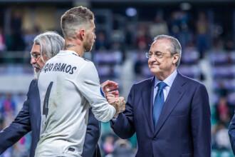 Președintele clubului Real Madrid, Florentino Perez, s-a infectat cu noul coronavirus