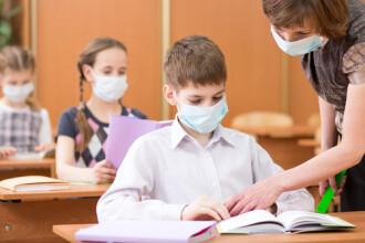 """Ministrul Educației a declarat că testarea elevilor la revenirea în școală cu teste non-invazive este """"esențială"""""""